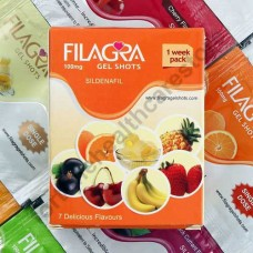 Filagra Oral Jelly 1 Week Pack 7 Flavours